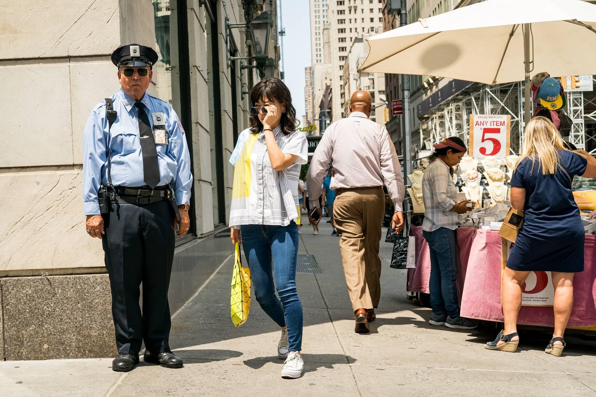 New York Streets by Alex Kaplan