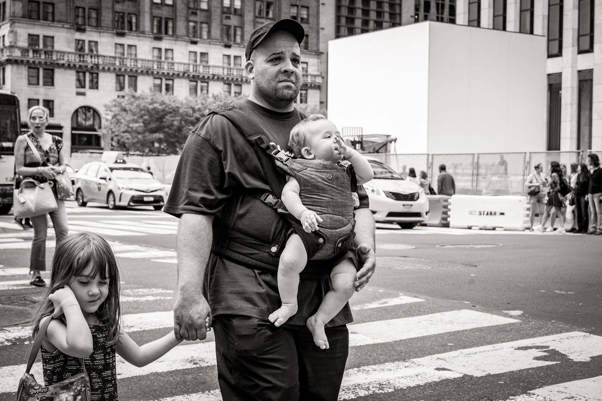 New York City Streets by Alex Kaplan