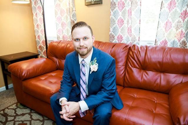 wedding photoshoot by Alex Kaplan