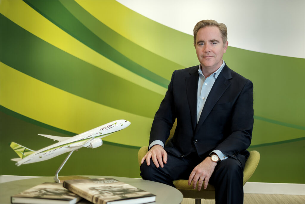 new york corporate photograph of CEO