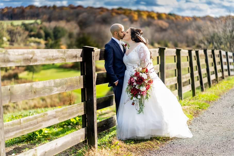 Wedding photography in Newton, NJ
