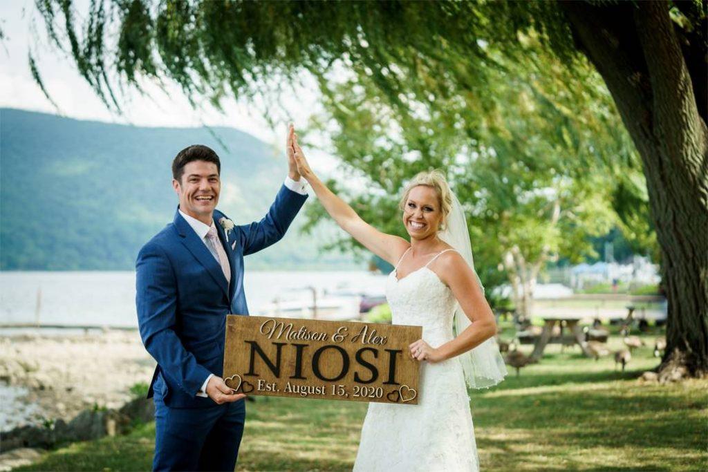 wedding photoshot nyc